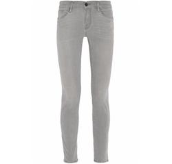 Frame Denim - Le Skinny De Jeanne Mid-Rise Jeans