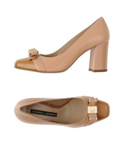 Norma J.baker - Two Tone Pattern Pumps