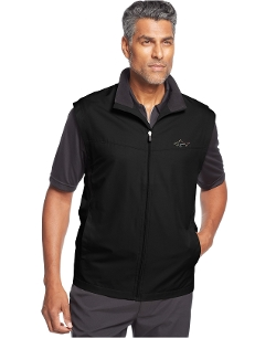 Greg Norman For Tasso Elba - Elba Full-Zip Windproof Golf Vest