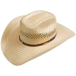 Stetson  - Fancy Straw Cowboy Hat