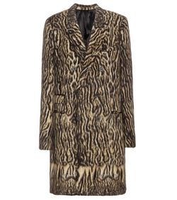Haider Ackermann - Wool and Alpaca Coat