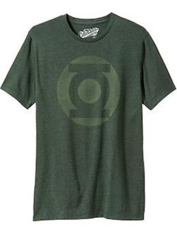 Old-Navy - Dc Comics Green Lantern Tee