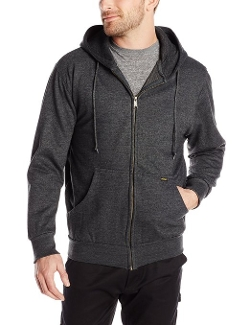 Stanley - Hooded Fleece Front-Zip Jacket