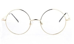 Agstum - Retro Round Eyeglass