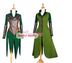 Ali Express - Tauriel Costume Cosplay