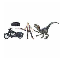 Jurassic Park - Alpha Cycle & Hybrid Raptor Pack
