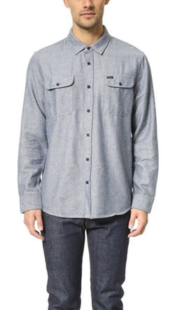 RVCA  - Coyote Flannel Shirt
