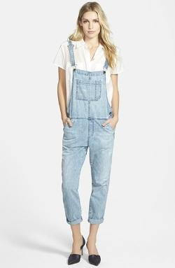 AG - Finn Crop Overall Pants