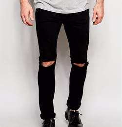 Hype - Ripped Knees Skinny Jeans