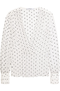 Givenchy - Cross-Print Blouse