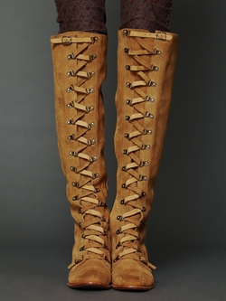 Free People - Johnny Tall Boots