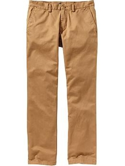 Old Navy - Ultimate Straight Khaki Pants