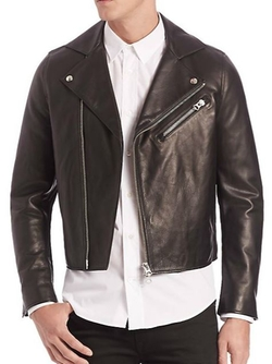 Acne Studios  - Gibson Leather Jacket