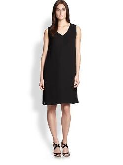 Lafayette 148 New York  - Silk Chiffon Vaughn Dress