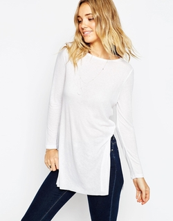 Asos Collection - Longline Top