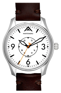 Martenero  - Ace Leather Strap Watch