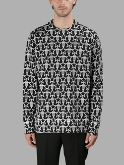 Givenchy - Star Print Sweater