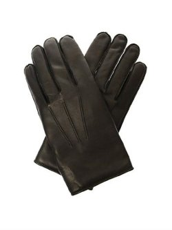 YTC - Luxury Rabbit Leather Gloves