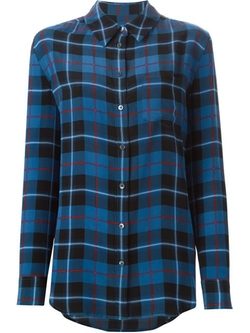 Equipment - Plaid Shirt