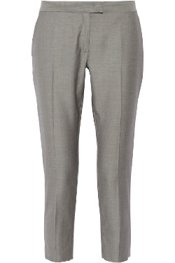 Joseph - Wool-Twill Straight-Leg Pants