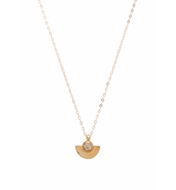 Wolf Circus - Pave Necklace