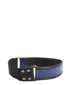 Fashion Focus - Snap Waist Belt