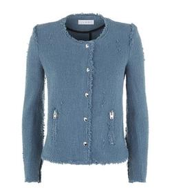 IRO  - Agnette Woven Bouclé Jacket