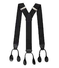 Roundtree & Yorke  - Georgetown Tab Suspenders