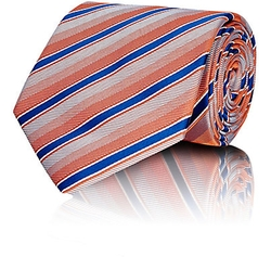 Brioni  - Diagonal Striped Necktie