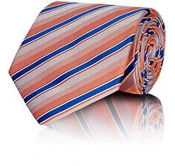 Brioni  - Diagonal Striped Necktie