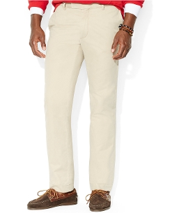 Polo Ralph Lauren - Straight-Fit Hudson Chino Pants