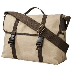 Merona - Canvas Messenger Bag
