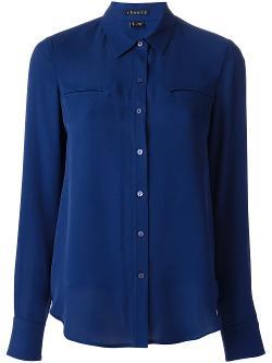 THEORY  - silk blouse