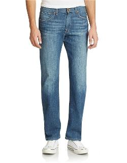Lucky Brand - Classic Straight Denim Jeans