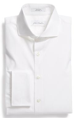 John W. Nordstrom - Traditional Fit Tuxedo Shirt
