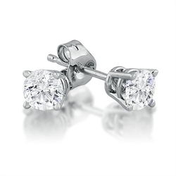 Amanda Rose Collection - Diamond Stud Earrings