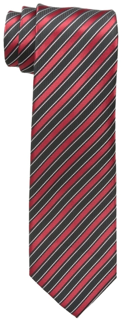 Little Black Tie  - Midnight Stripe Tie