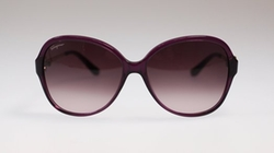 Salvatore Ferragamo - Crystal Purple Sunglasses