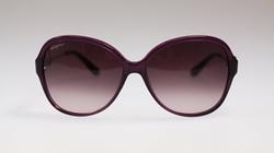 Salvatore Ferragamo - Crystal Purple Sunglasses