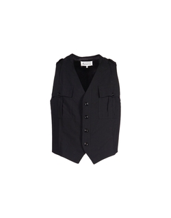Maison Margiela 10  - Button Vest