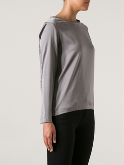 Golden Goose Deluxe Brand  - Quilted Long Sleeve Top