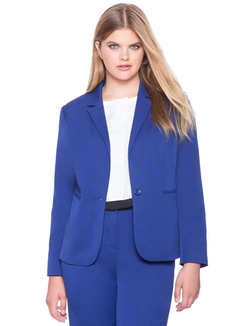 Eloquii - Sheffield One Button Blazer