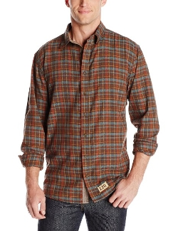 Life Is Good - Four Season Button Up Plaid Shirt