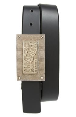 Salvatore Ferragamo - Signature Plaque Belt