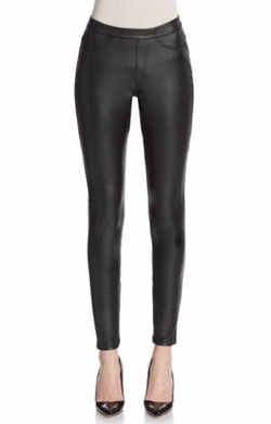 Hue  - Faux Leather Leggings