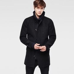 G-Star Raw - Wool Garber Trench Coat