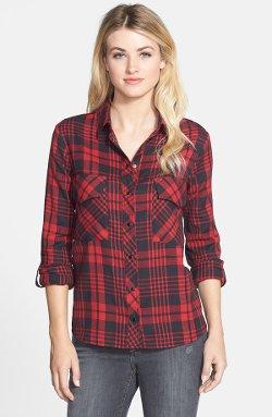 Dex - Plaid Flannel Shirt