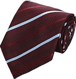 Ermenegildo Zegna  - Diagonal-Striped Necktie