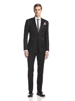 Armani Collezioni - Drop Notch Lapel Suit