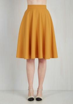 Modcloth - Bugle Joy Skirt